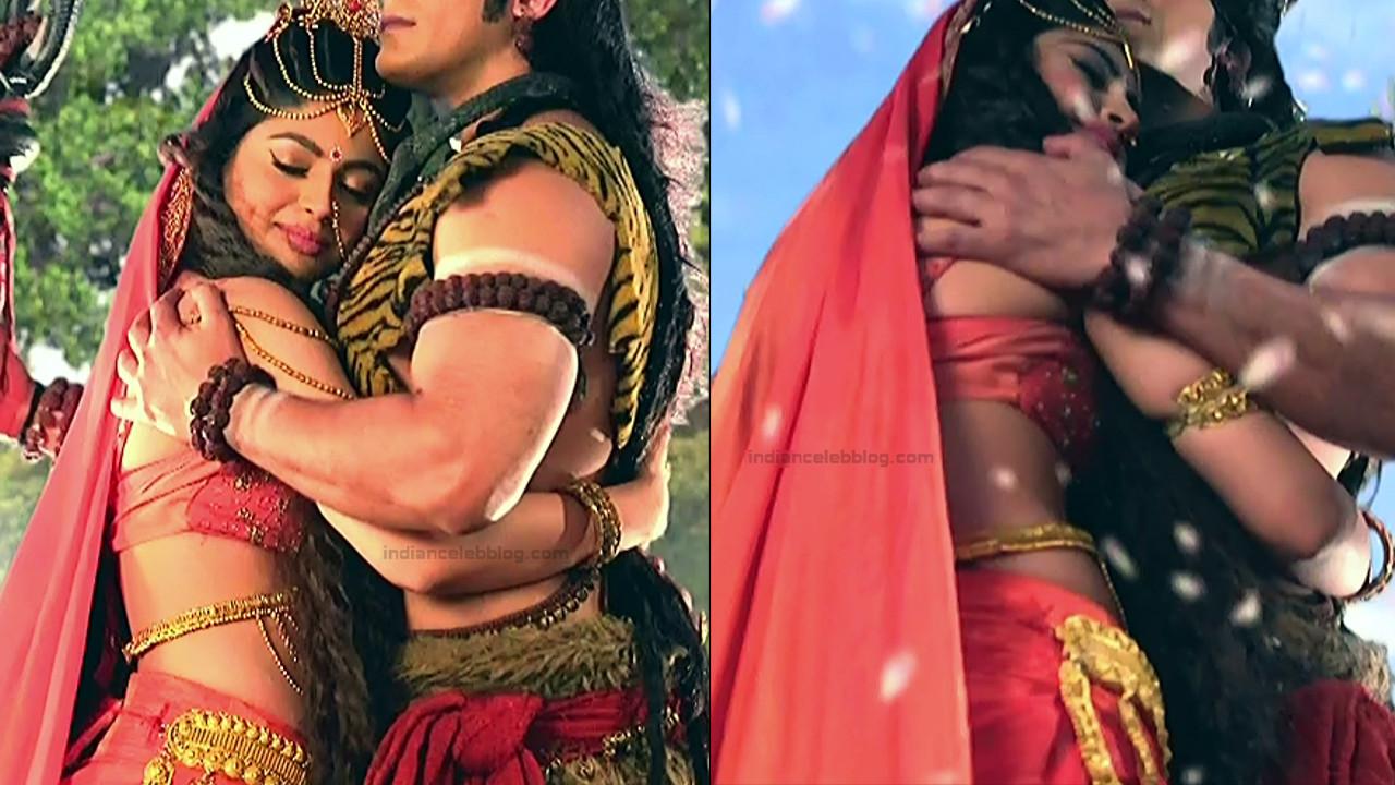 Akansha Puri Hindi TV Actress Vighnaharta GS1 5 Hot Pics