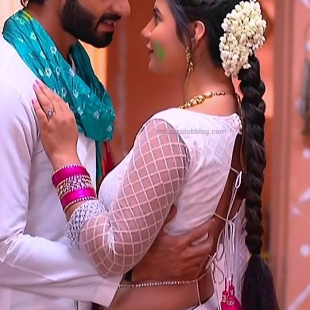Meera Deosthale Hindi TV actresss Udaan S3 2 hot lehenga pics