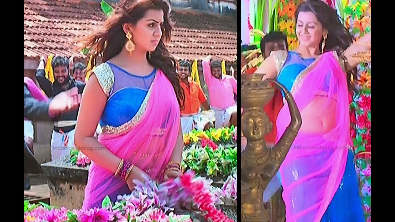 Nikki Galrani Tamil actress kalakalappu movie photos S1 9