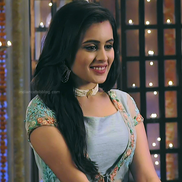 Rhea Sharma Hindi TV Actress Tu Sooraj S3 16 Hot Lehenga Photo
