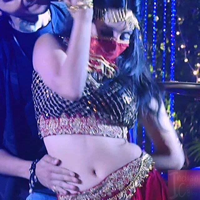 Rhea Sharma Hindi TV Actress Tu Sooraj S3 7 Hot Lehenga Photo