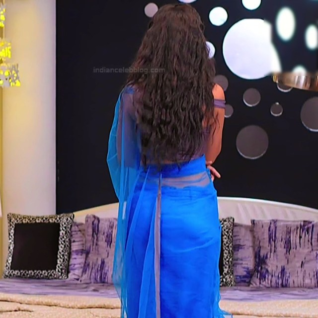 Shivangi Joshi Hindi TV Actress YehRKKH-S2 hot saree photos_12