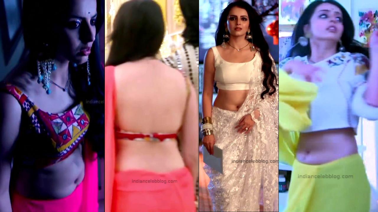 Shrenu Parikh sexy navel and backless show hd tv caps