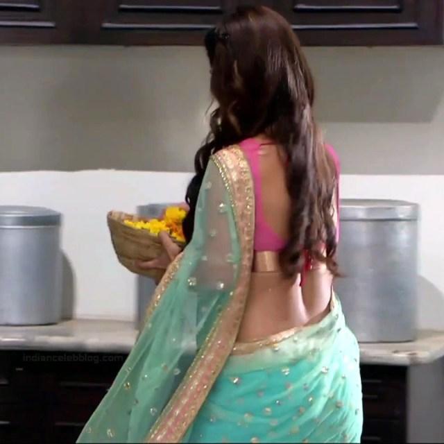 Sreejita De Hindi TV Actress Tumhi HBST-S1 12 Hot saree pics