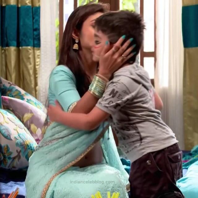 Sreejita De Hindi TV Actress Tumhi HBST-S1 3 Hot saree pics