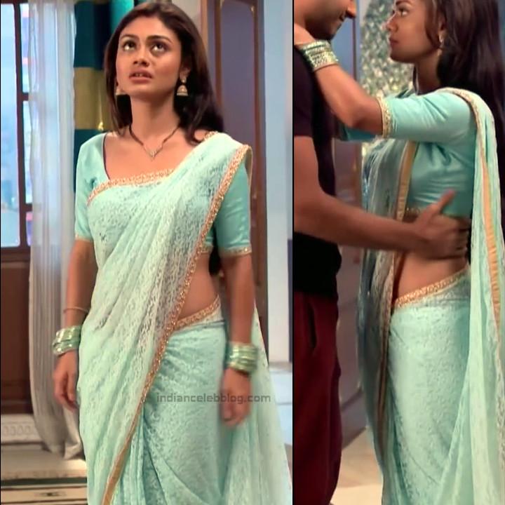 Sreejita De Hindi TV Actress Tumhi HBST-S1 5 Hot saree pics