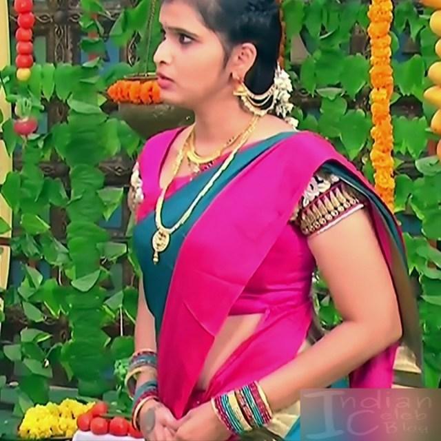 Telugu TV Actress_MCmplS2_10_Hot saree photo