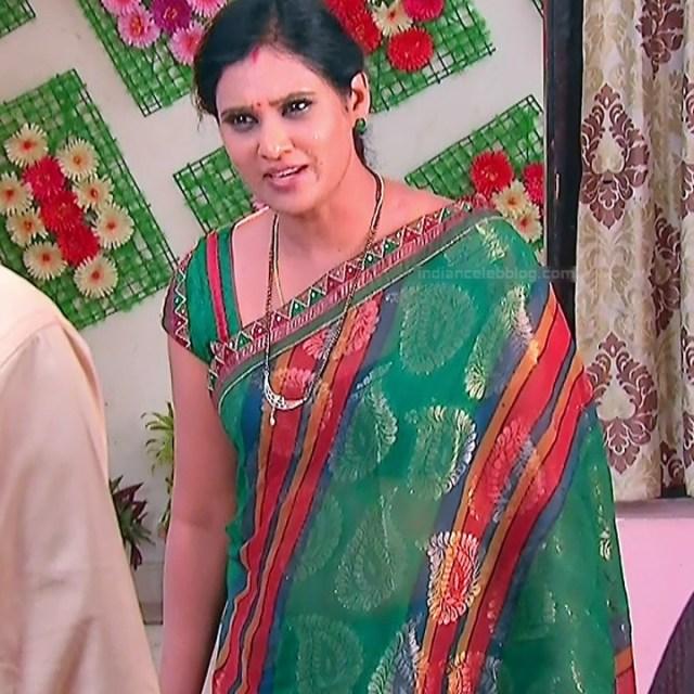 Telugu TV Actress_MCmplS2_17_Hot saree photo
