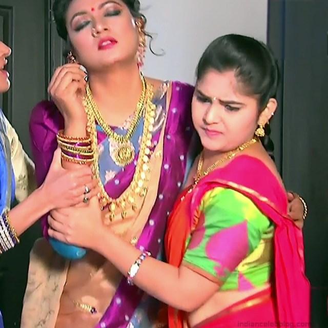 Telugu TV Actress_MCmplS2_5_Hot saree photo