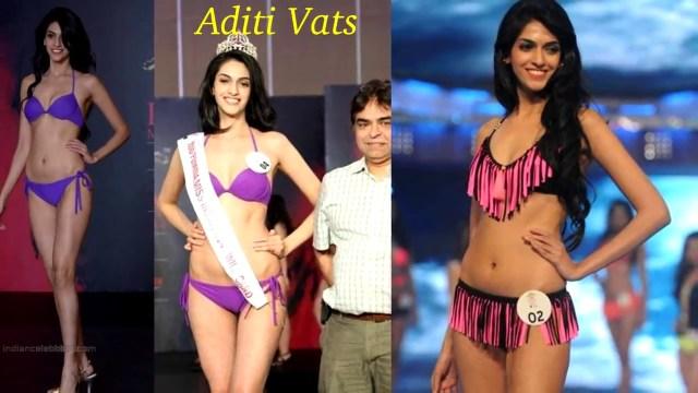 Aditi Vats Miss India 2014 Bikini Photoshoot Pics
