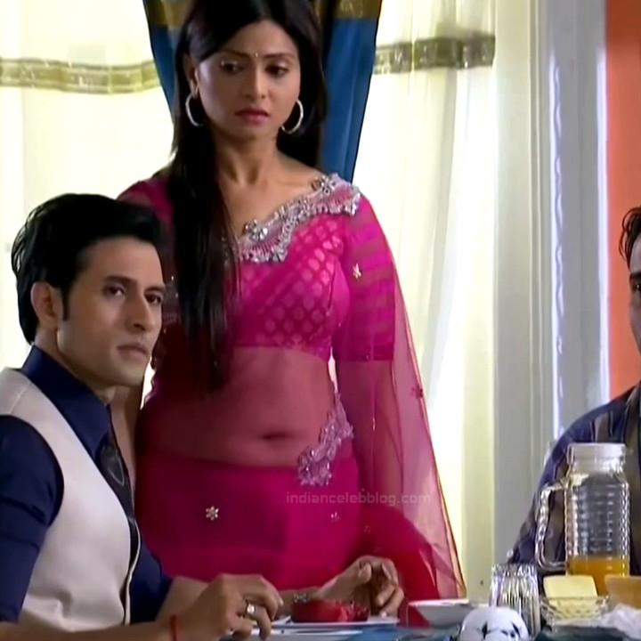 Aleeza Khan Hindi TV Actress SavDS1 2 Hot Saree caps