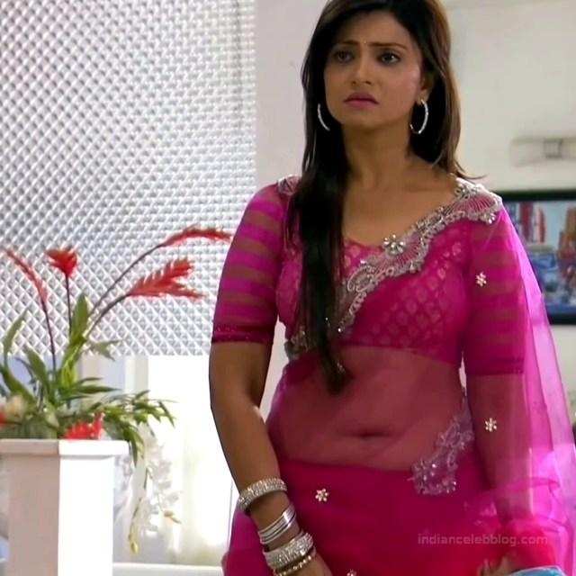 Aleeza Khan Hindi TV Actress SavDS1 4 Hot Saree caps