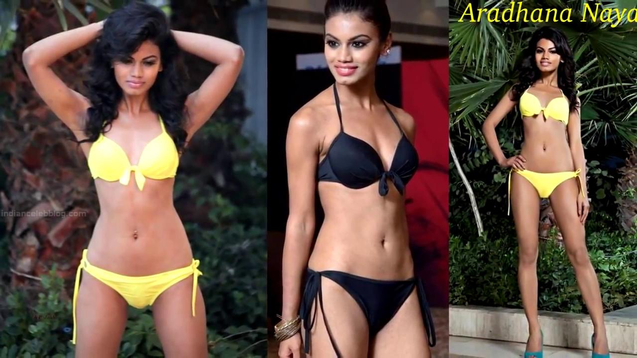 Aradhana Nayar Miss India 2014 Swimsuit Round Pics