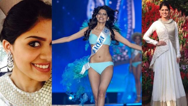 Asha Bhat Miss Supranational India 2014 Hot Pageant Bikini contest Pics_4