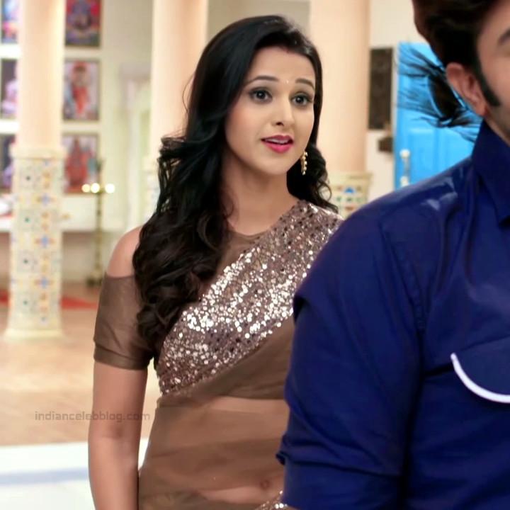 Astha Agarwal Hindi TV Actress KyaHMPS1 15 hot sari photos
