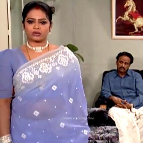 Devi priya Tamil TV actress VKCompS1 19 hot saree pics