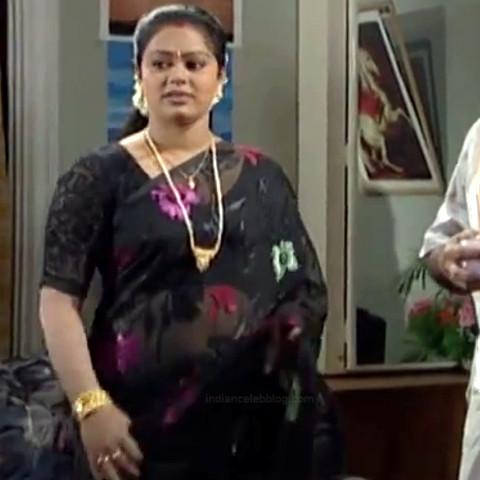 Devi priya Tamil TV actress VKCompS1 21 hot saree pics