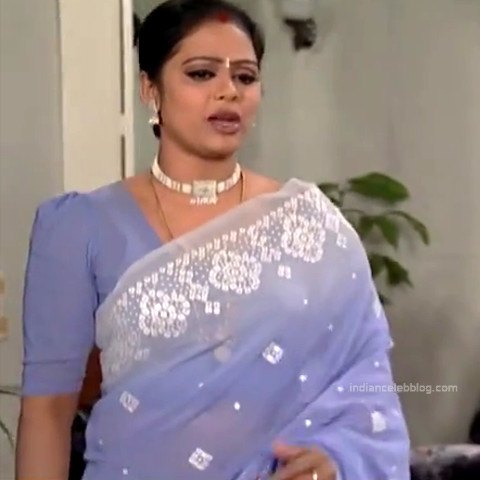 Devipriya Tamil TV actress VKCompS1 18 hot saree pics