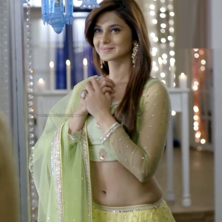 Jennifer Winget Hindi TV Actress YTDS2 15 Hot Lehenga Choli pics