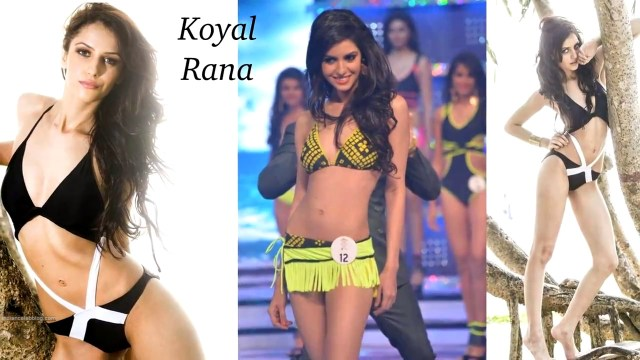 Koyal Rana Miss India 2014 Bikini Photoshoot Pics