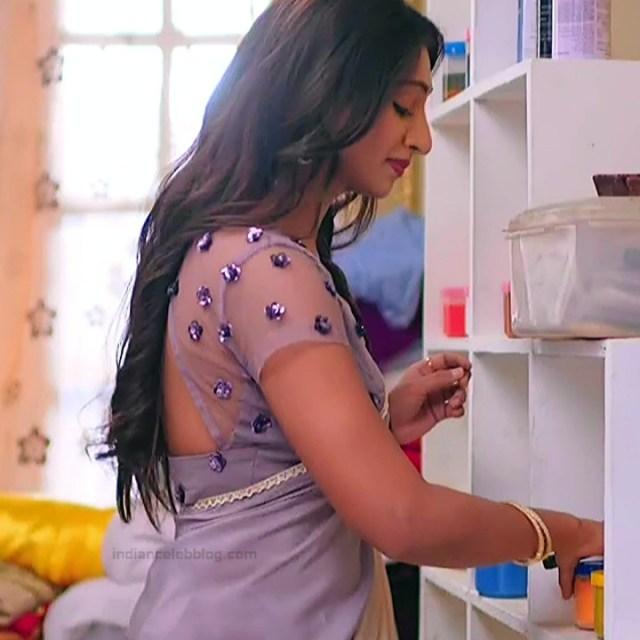 Mohena singh hindi serial actress Yeh RKKHS3 16 hot saree pics