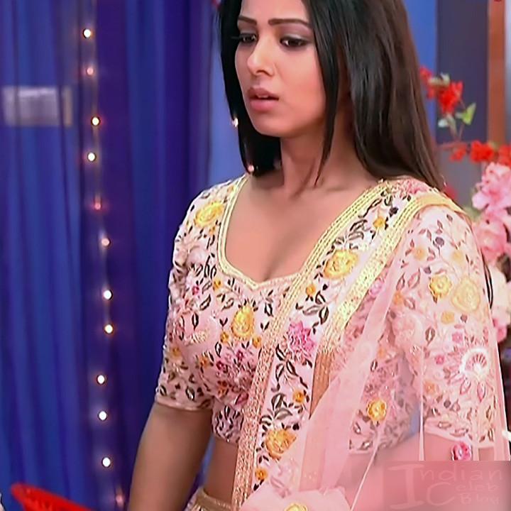 Prerna Panwar Hindi TV actress Savitri devi S1 13 Hot Pics