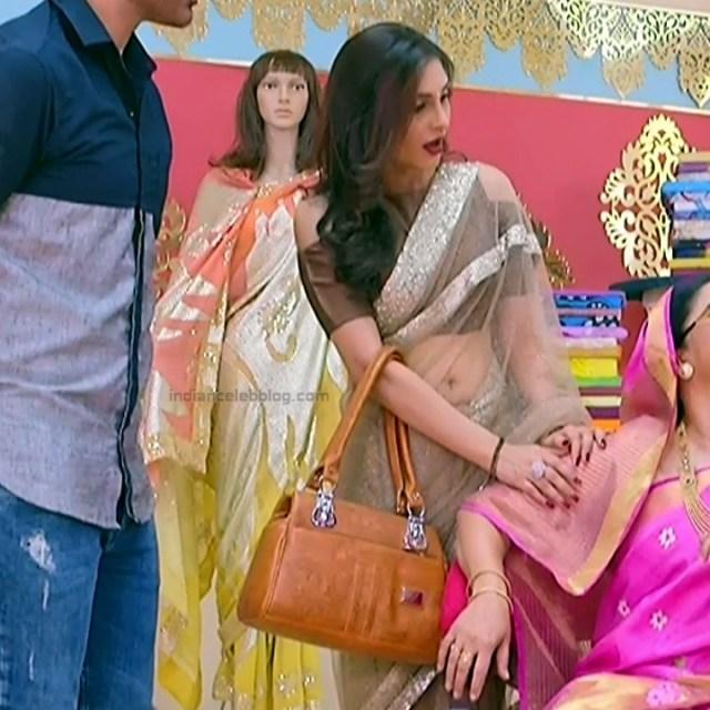 Reena Agarwal hindi TV actress KyaHMPS1 1 hot saree pics