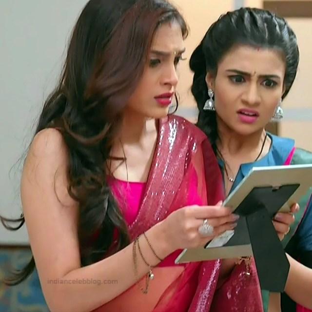 Reena Agarwal hindi TV actress KyaHMPS1 2 hot saree pics