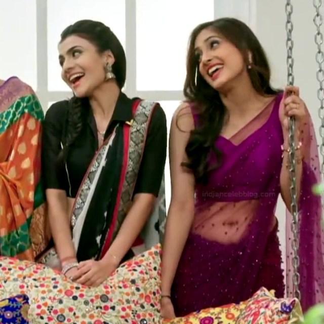 Reena Agarwal hindi TV actress KyaHMPS1 22 hot saree pics