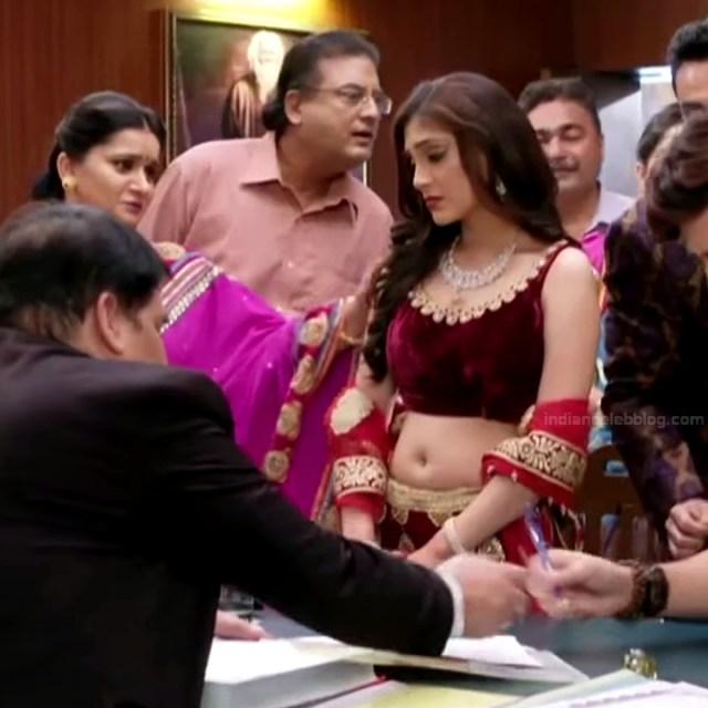 Reena Agarwal hindi TV actress KyaHMPS1 25 hot lehenga photos