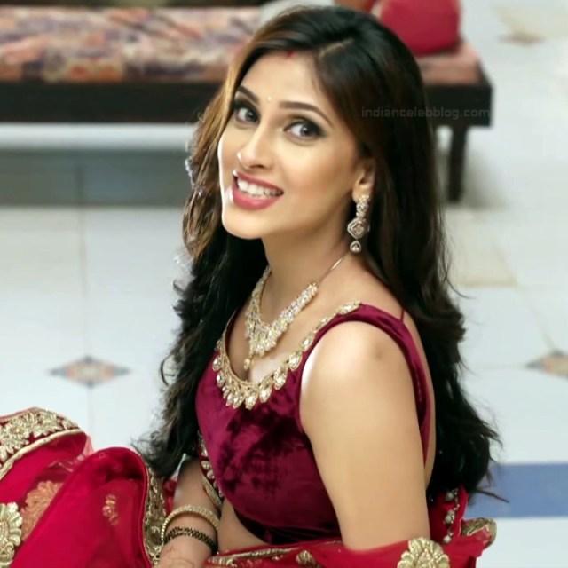 Reena Agarwal hindi TV actress KyaHMPS1 27 hot lehenga photos