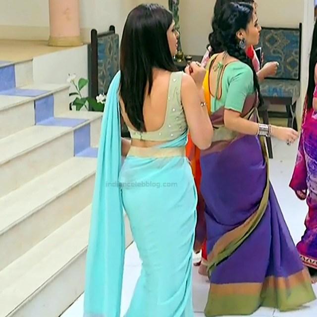 Reena Agarwal hindi TV actress KyaHMPS1 7 hot saree pics