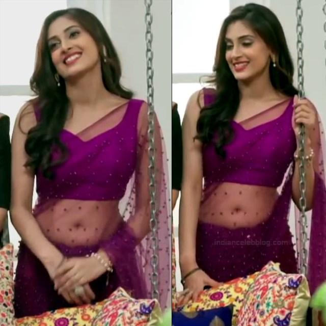 Reena Aggarwal hindi TV actress KyaHMPS1 20 hot saree pics