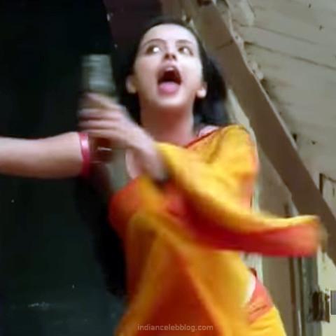 Shrenu Parikh Hindi TV Actress YTComp3 1 Hot saree navel pics