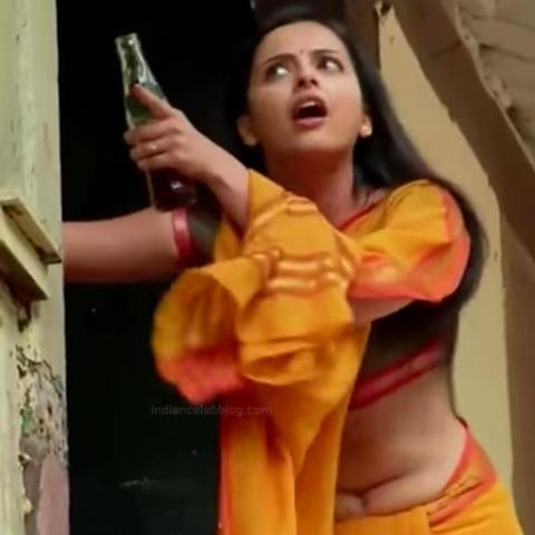 Shrenu Parikh Hindi TV Actress YTComp3 3 Hot saree navel pics
