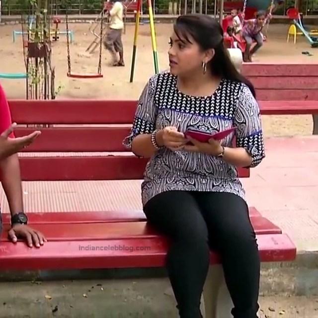 Shwetha Bandekar Tamil TV Actress ChandraLS1 22 hot pics