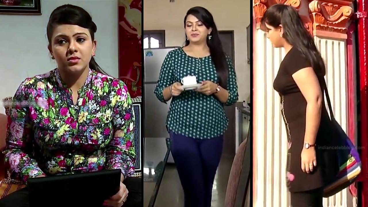 Shwetha Bandekar TV caps from Chandralekha series