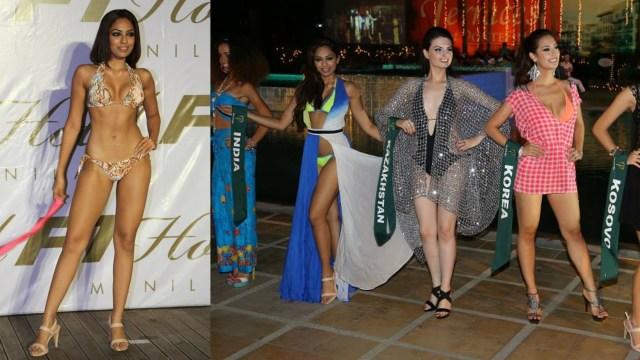 Sobhita Dhulipa India Miss Earth 2013_12