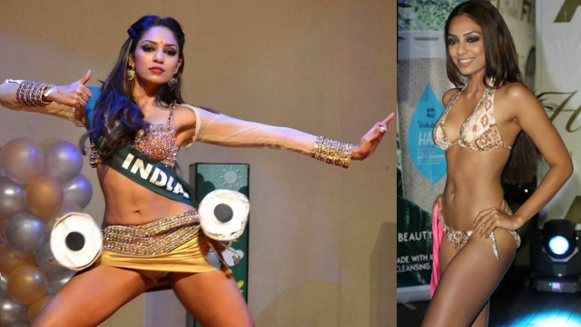Sobhita Dhulipa India Miss Earth 2013_13