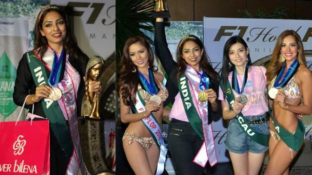 Sobhita Dhulipa India Miss Earth 2013_17