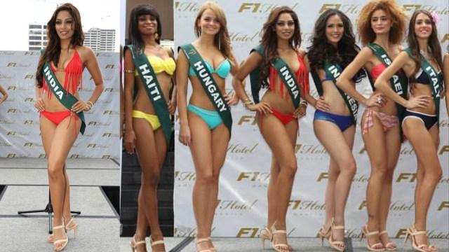 Sobhita Dhulipa India Miss Earth 2013_6