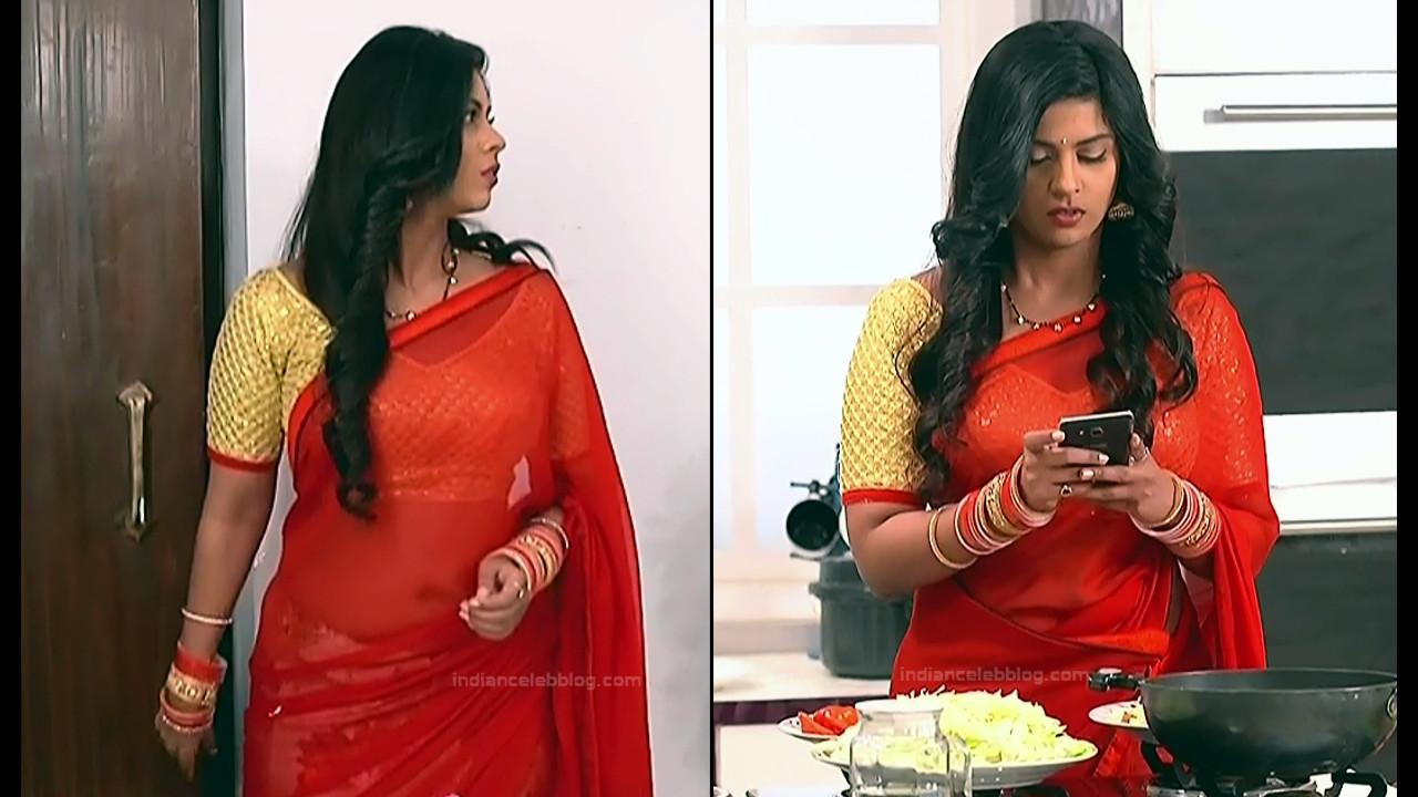 Swarda Thigale Hindi serial actress Savitri DCHS3 13 hot sari pics