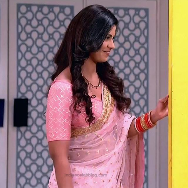 Swarda Thigale Hindi serial actress SavitriDCHS2 10 hot sari photos