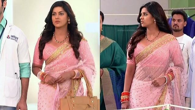 Swarda Thigale Hindi serial actress SavitriDCHS2 11 hot sari photos