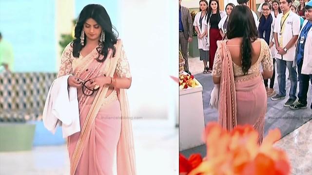 Swarda Thigale Hindi serial actress SavitriDCHS2 2 hot sari photos