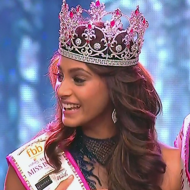 Anukreethy Vas Miss India 2018 Final 10