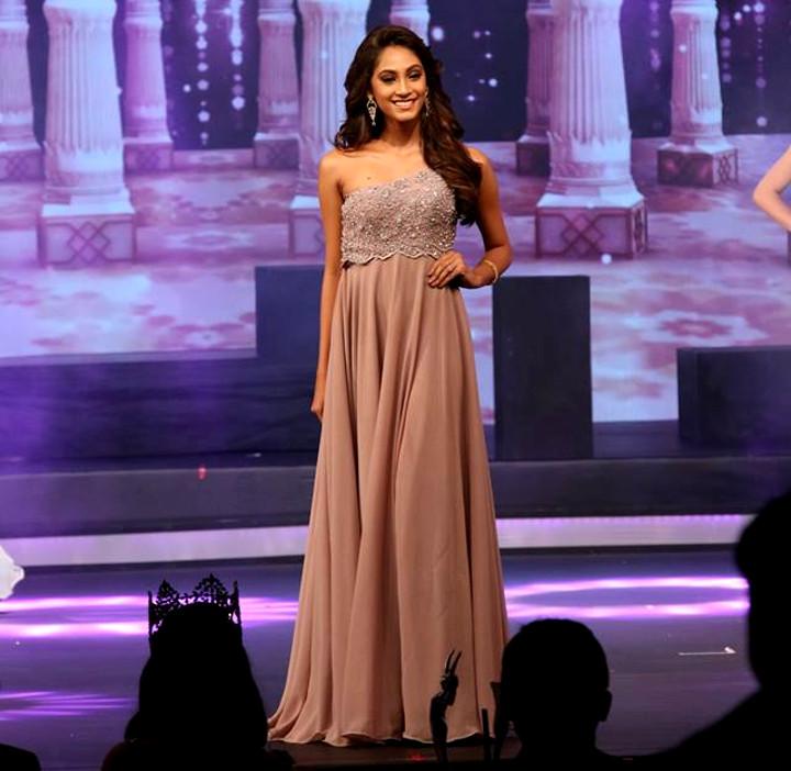 Anukreethy Vas Miss India 2018 Final 20