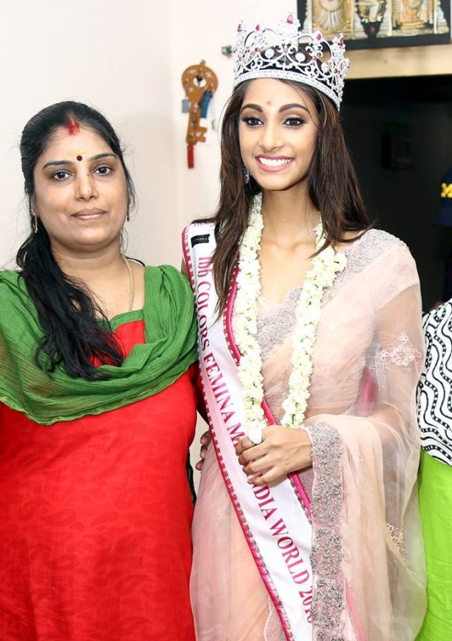 Anukreethy Vas Miss India 2018 Final 23