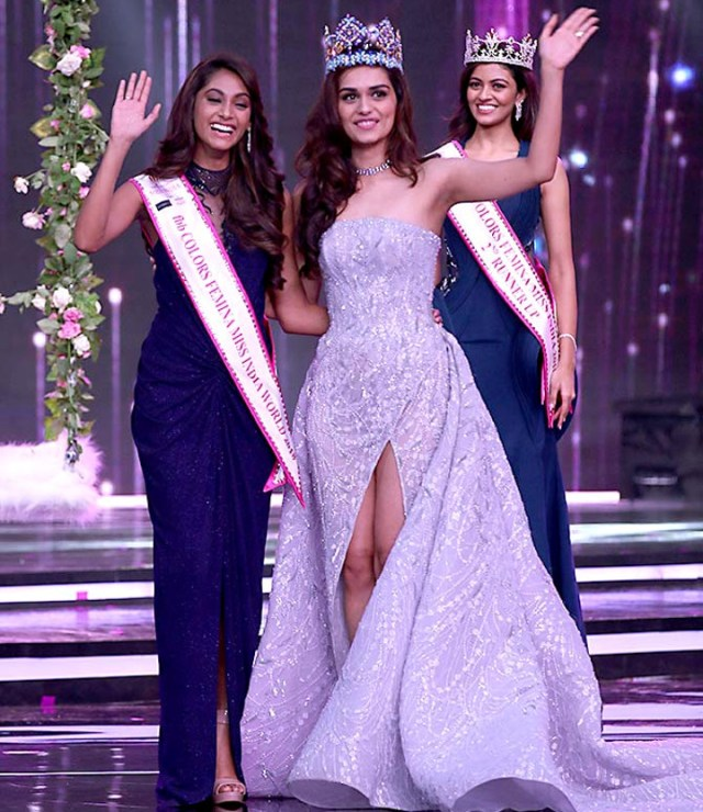 Anukreethy Vas Miss India 2018 Final 27