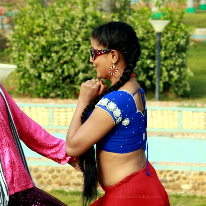 Anusri Telugu TV actress Nuvvena adi movie images 4